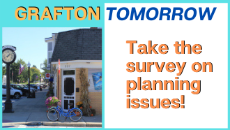 Share your thoughts on the future of Grafton.