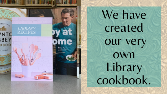 We've created our very own cookbook