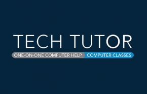 Tech Tutor is offered at various dates and times in January