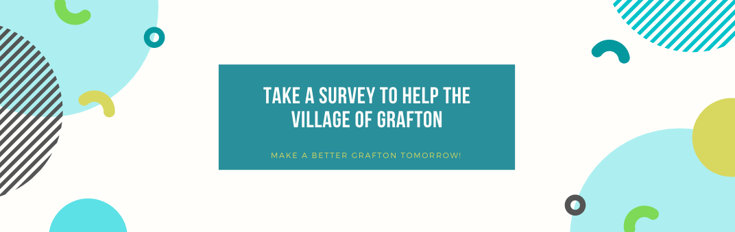Take the Grafton Tomorrow Survey
